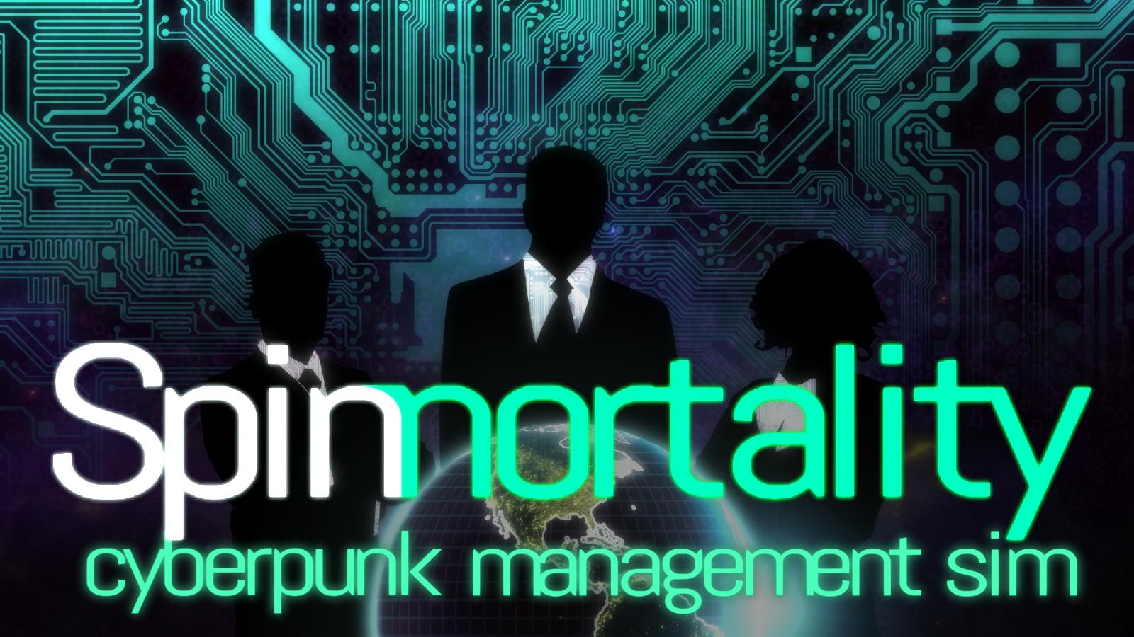 This cyberpunk sim took 3 years to make.